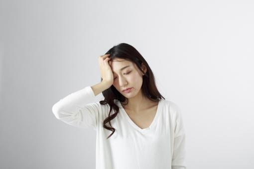 巻き爪―頭痛