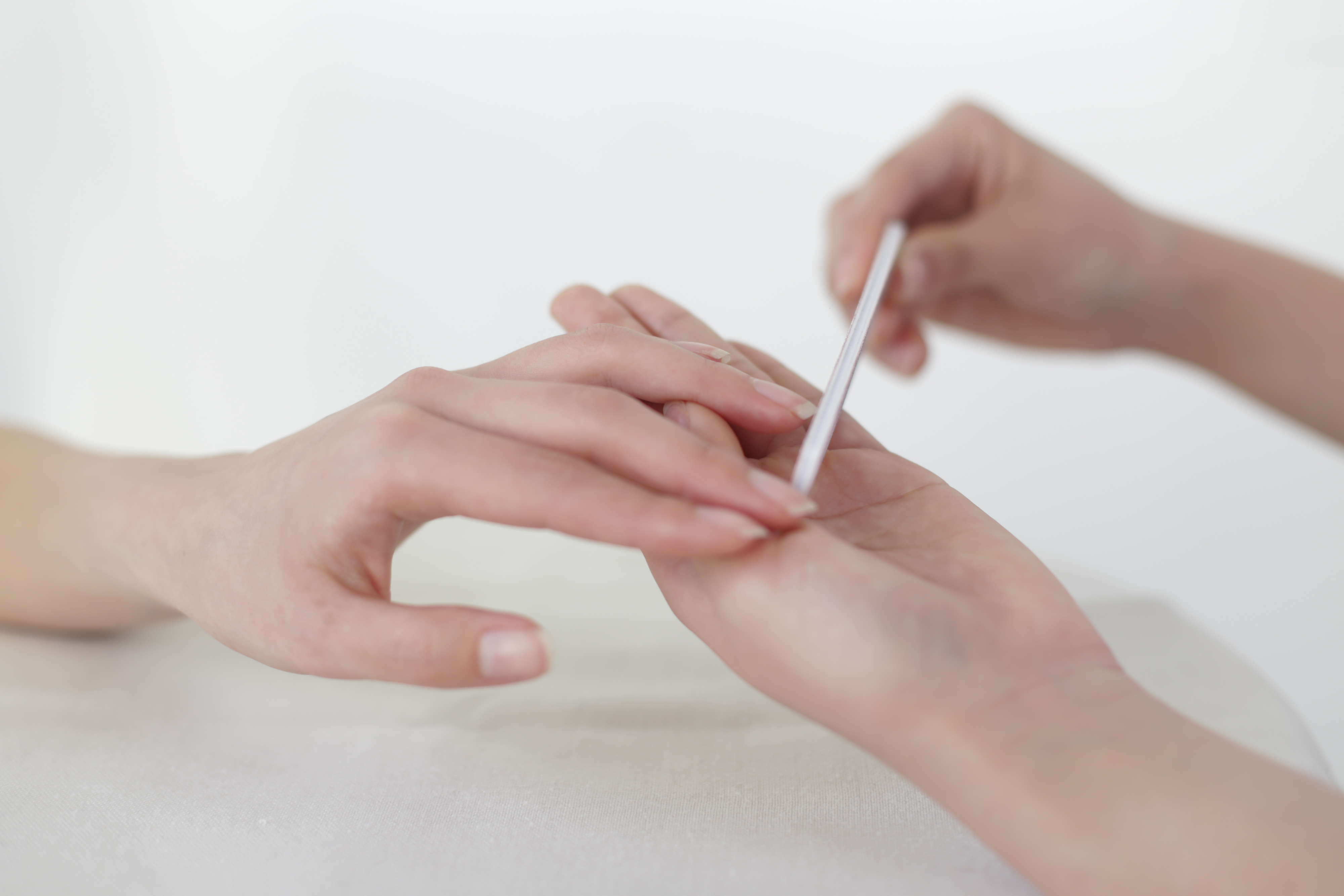 爪矯正定期的なケア